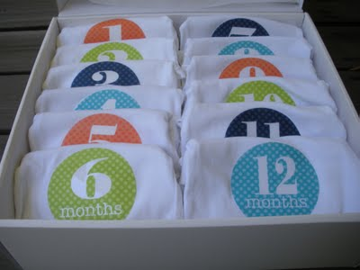 I Heart Pears 20 Diy Baby Shower Gifts