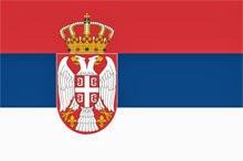Hasil gambar untuk bendera serbia