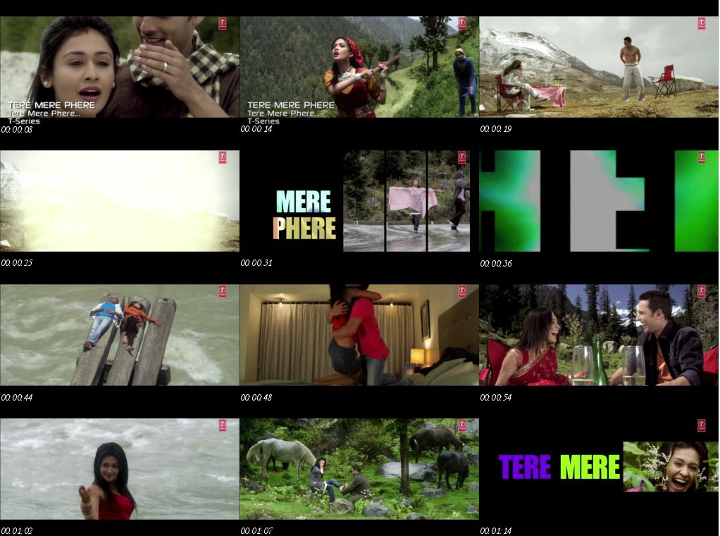 Tere Mere Phere (2011) Hindi Movie Promo Download