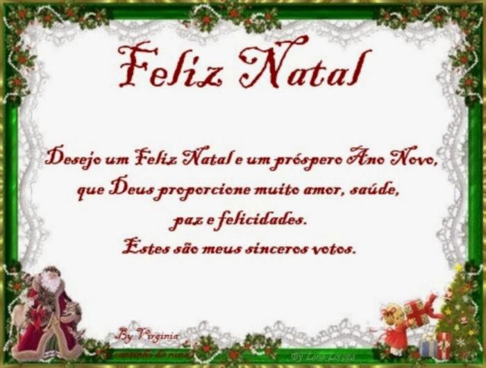 Tag Frases Curtas De Feliz Natal Para Amigos