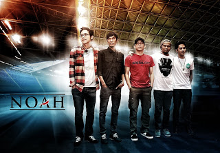 noah band photo dan gaya terbaru