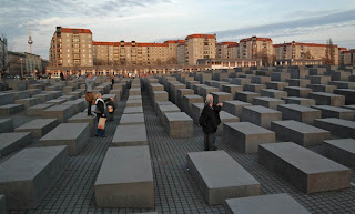 Memorial del Holocausto Berlín Alemania