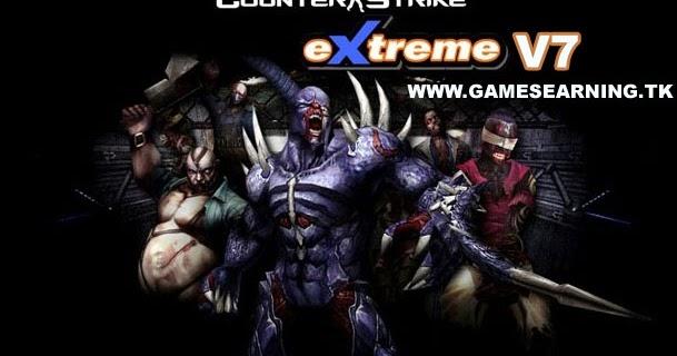Download Game Counter Strike Extreme V7 Full | eno-24