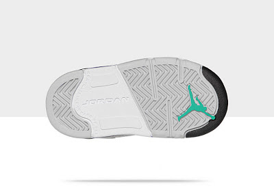 Air Jordan 5 Retro Little Boys' Shoe 440889-108