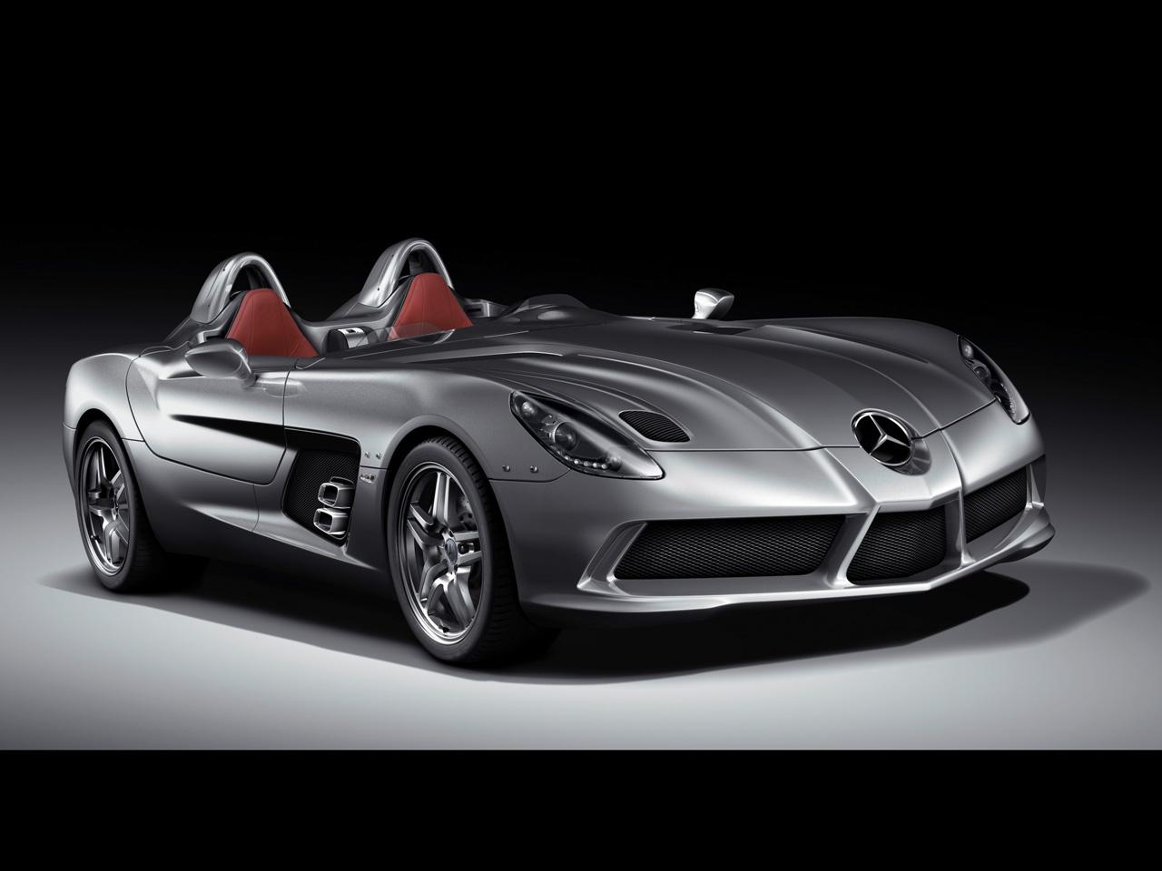 Mercedes benz slr mclaren for Used mercedes benz cars