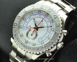 Rolex Yacht Master II Whitegold
