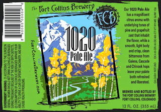 FCB 1020 Pale Ale