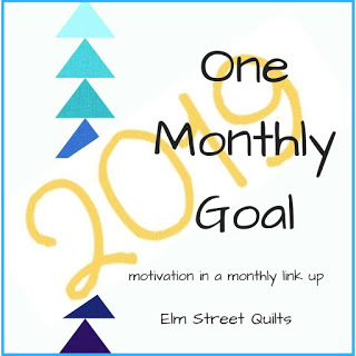 One Monthly Goal 2019