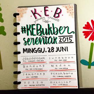 #k3bukber2015 Pekanbaru yang Seruuuuuu