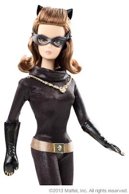Mattel Comic-Con SDCC 2013 Exclusive Barbie 1966 Catwoman