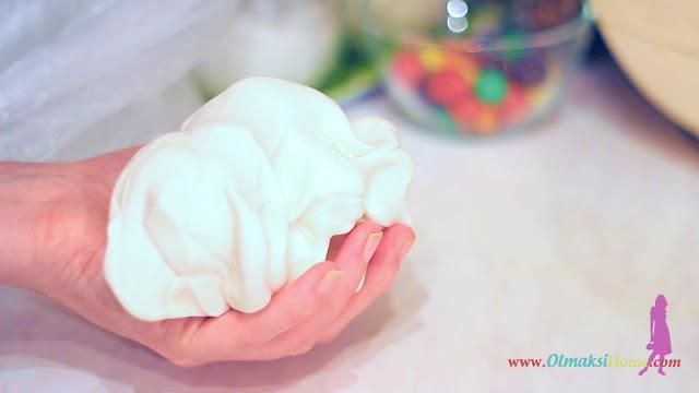 мастика из маршмеллоу