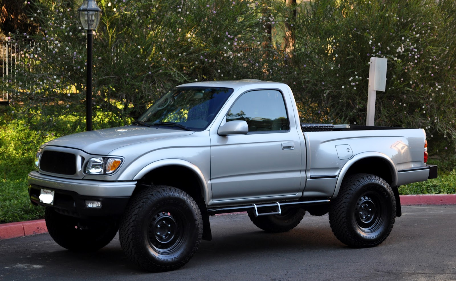 Toyota Tacoma Evolution >> 10 Years Of Toyota Truck Evolution From An Ordinary 2003 Tacoma Pre