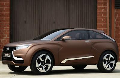 Lada Concept Xray