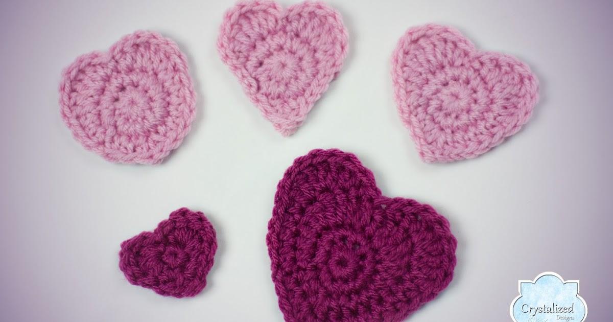 Smalltown Dreamz: Free Heart Crochet Pattern
