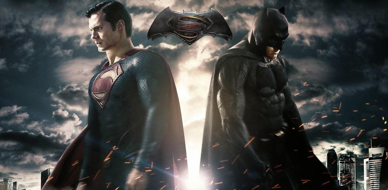 Cena de Batman v Superman: Dawn of Justice exibida na Comic-Con não será lançado oficialmente