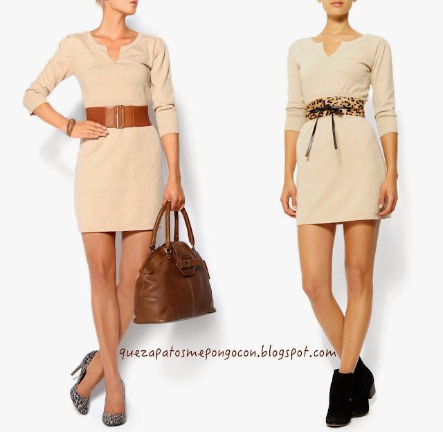 QUE ZAPATOS ME PONGO CON UN VESTIDO BEIGE - Como combinar zapatos con vestido de color crema