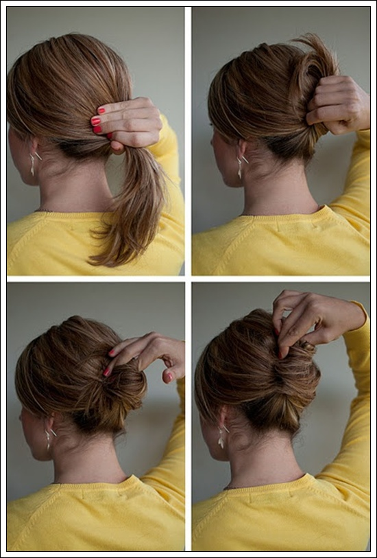 60 So Attractive And Easy Hair Knot Styles Tutorials