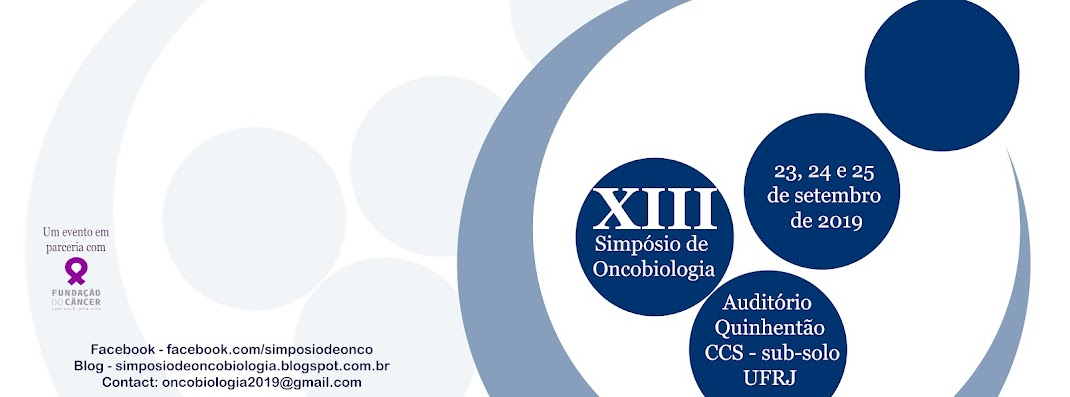 XIII Simpósio de Oncobiologia - 2019