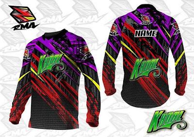 Jual Jersey Baju Pakaian Celana Sepeda, Motocross, Trail...dll - RMA Ride More Asia Jersey Sample 13