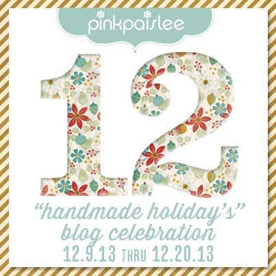12 Days of Handmade Holidays Event