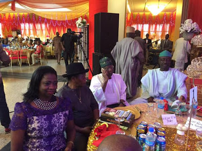 governor amaechi 50th birthday party