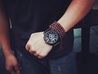 jam tangan cowok korea