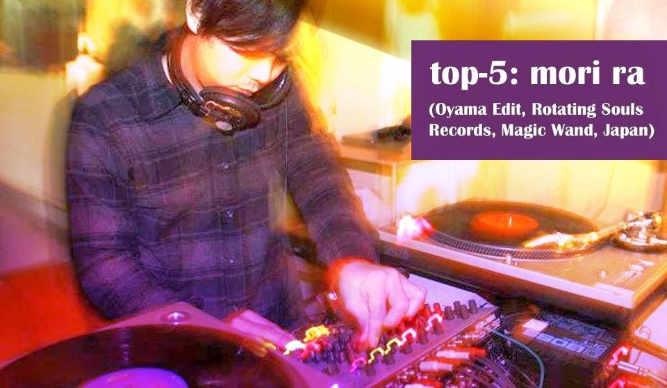 top-5 by Mori Ra