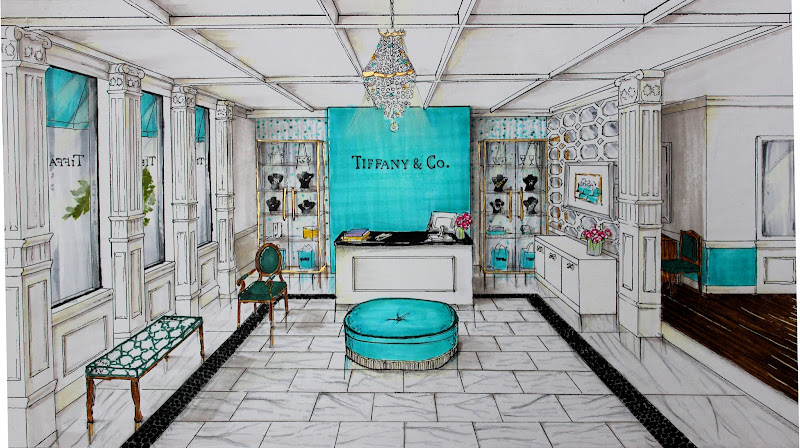 Tiffany & Co. Reception - Completed Project title=