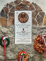 Keresztes Lajos Emléktábla