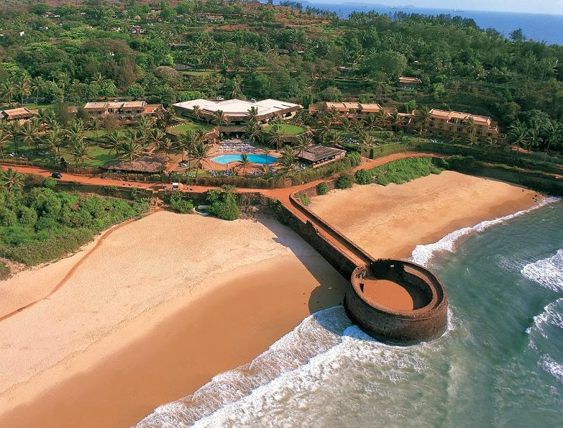 Hotels Candolim Beach Fort Aguada Goa