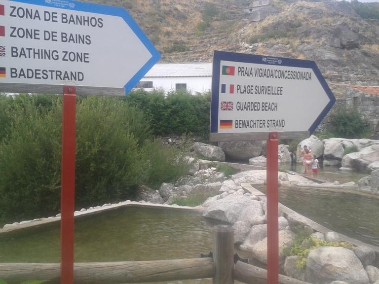 Zona de Banhos