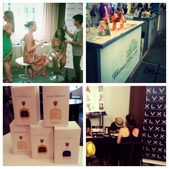 The Lifestyle Retreat Lounge, the ultimate relaxing experience at Miami Swim Week