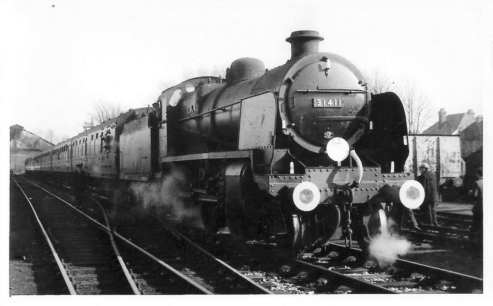 N Class on Railtour