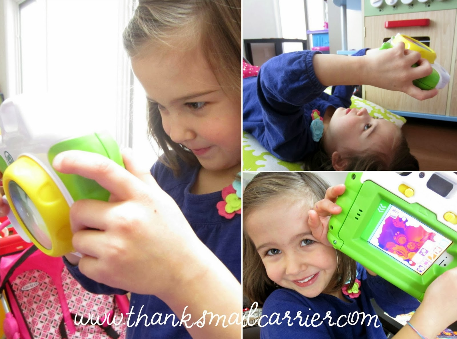 LeapFrog creativity camera review