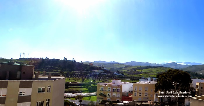 Canarias se tiñe de verde