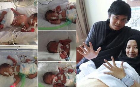 Sabar dan Selalu Berdoa, Pasangan Ini Langsung Dikaruniai Anak Kembar 5, Laki Semua