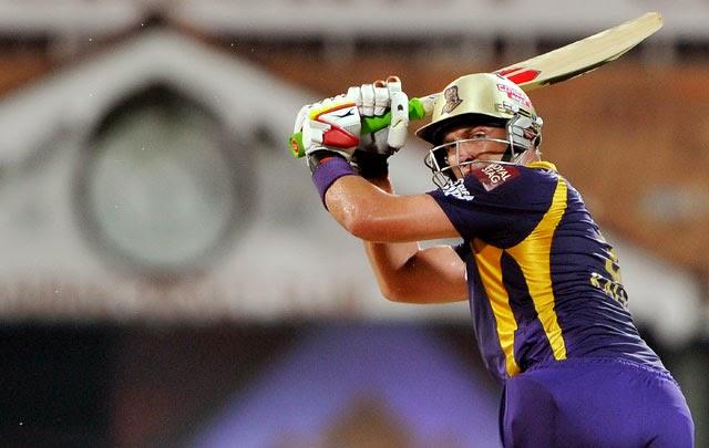 Kallis Scored 72 runs