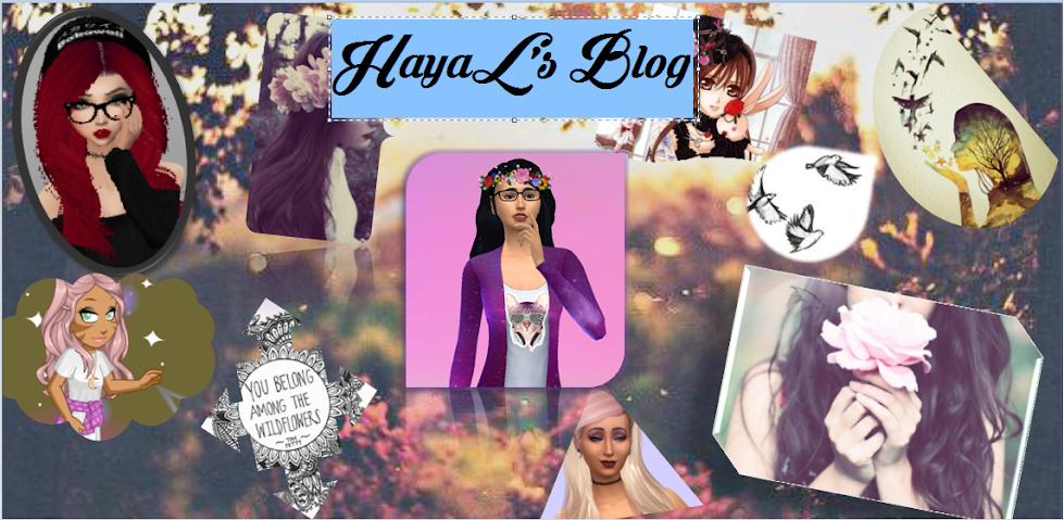 Haya L.'s Blog