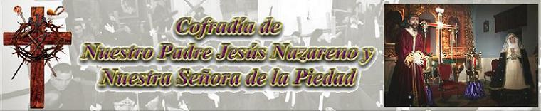 Cofradía Nazareno y Piedad de Montijo