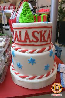 Alaska Cake