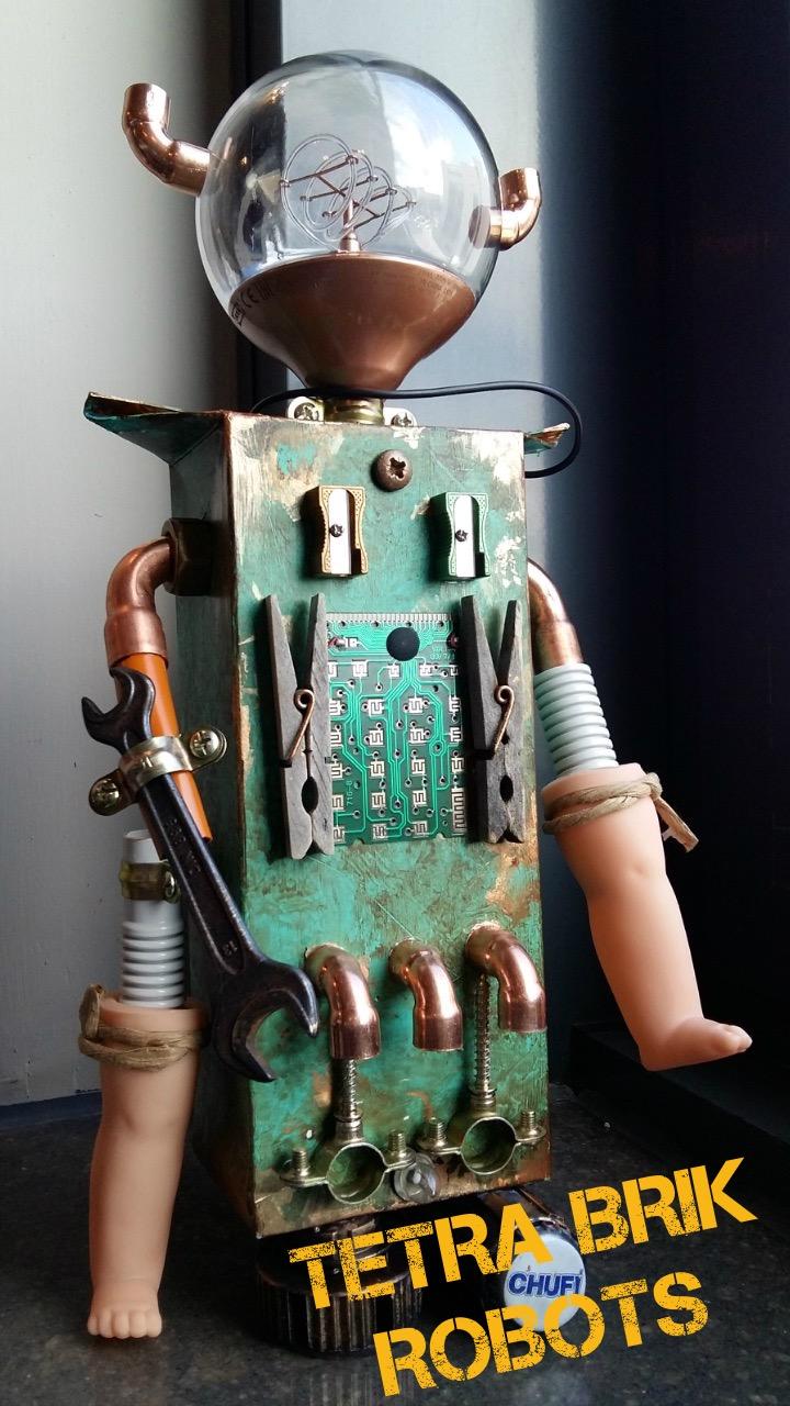 TETRA BRIK ROBOTS (GALERIA)