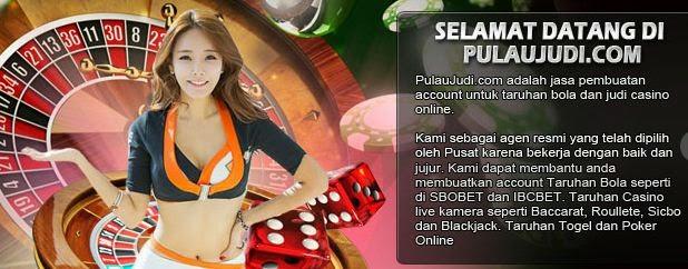 Pulaujudi.com Master Agen Judi Bola Online Terbaik dan Terpercaya di Indonesia