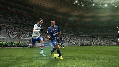 Pro Evolution Soccer (PESEdit.com) 2013 Patch 2.7