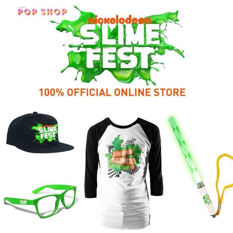 Online slime shop