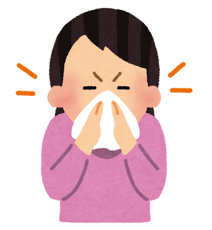 「鼻をかむ イラスト 無料」の画像検索結果