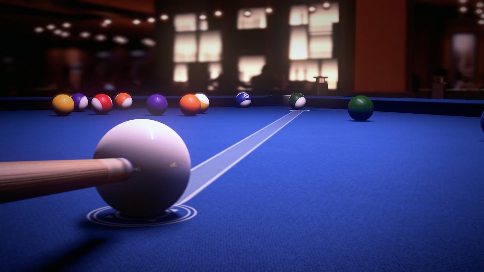 Pool Video Game Reviews