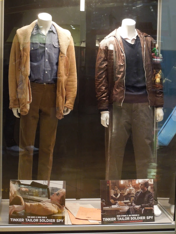 Tinker Tailor Soldier Spy costumes