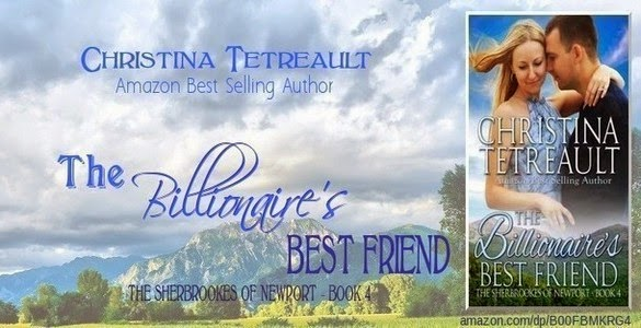 Amazon Best Selling Author, Christina Tetreault