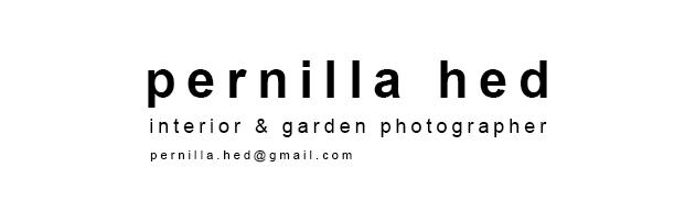PERNILLA HED PHOTOGRAPHER  -  interior stylist  PERNILLAHED.COM