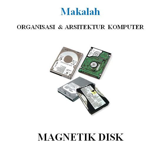Pengertian Magnetik Disk